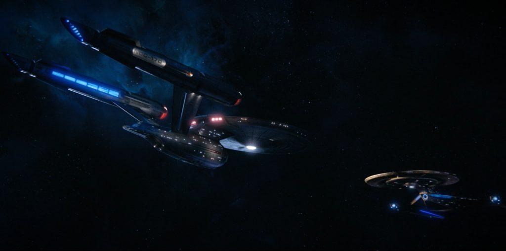 Il ponte dell'Enterprise