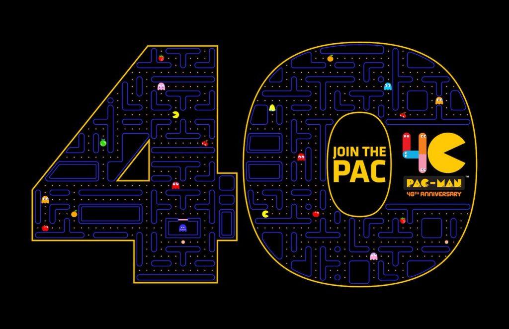 I 40 anni di Pac-Man